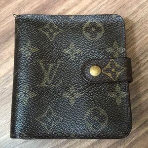 💯 authentic Louis Vuitton Wallet